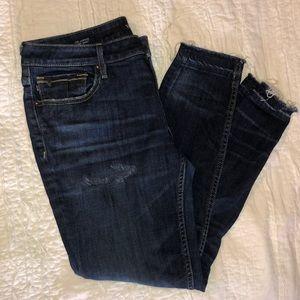 Vigoss Women's Capri Jeans